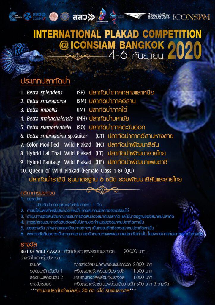 International Plakad Competition 2020